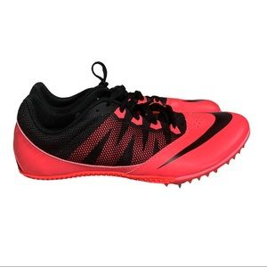 Nike Zoom Rival S 7 Running Spikes Pink Size 11